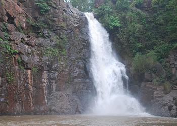 Sagai Forest & Ninai Waterfall