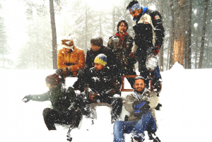 Snow Trekking and Ski Camps