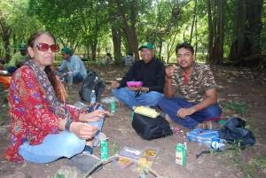 Batheshwar  Gir Lion Sanctuary Trek